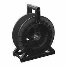 new complete black reel spool stand electric fence fencing wire tape uk stock 8942554985933 ebay