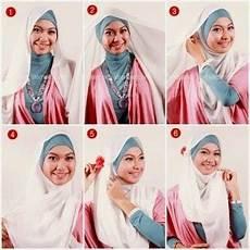 Model Jilbab Pashmina Terbaru 2019 Dan Cara Memakainya