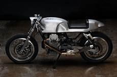 Moto Guzzi V7 Cafe Racer Seat