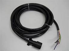 7 way wiring harness 20 cer truck trailer 7 way wire harness plug ebay