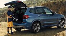 2018 bmw x3 official photos and details of all new