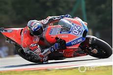 Brno Motogp Dovizioso Leads Ducati 1 2 In Warm Up