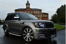 Range Rover Sport Non Wide Kit L320 Conversion