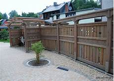 Terrasse Zaun Holz - gartenzaun pergola und terrasse