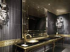 Bathroom Ideas Gold by Hanging Bathroom Mirrors Black And Gold Bathroom Ideas