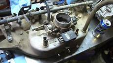 motor repair manual 1998 jeep wrangler electronic throttle control install of a 63mm throttle body on a jeep tj 4 0l engine youtube
