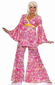abiti figli dei fiori costume carnevale figlia dei fiori rosa anni 60