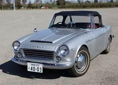 BaT Exclusive JDM RHD 1965 Datsun Fairlady Roadster
