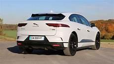 Jaguar E Pace Electrique Essai Jaguar I Pace S 201 Loge Du Silence Et De La Puissance