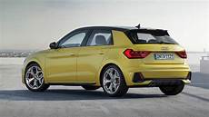 2019 Audi A1 Sportback Arrives With Glamorous Interior