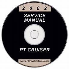 free car manuals to download 2002 chrysler pt cruiser electronic valve timing 2002 chrysler pt cruiser service manual cd rom