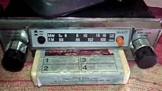 stereo 8 cassette ecrel cs 800 vintage 8 track car stereo radio cassette