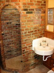 Using Reclaimed Bricks From Basement In Shower Will Need