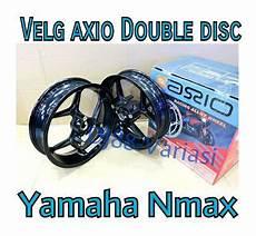 Lu Variasi Nmax by Velg Axio Ring 14 Disc Yamaha Nmax Tapak Lebar