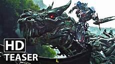 Transformers 4 Teaser Trailer German Hd
