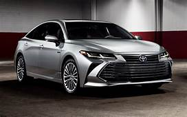 2019 Toyota Avalon Hybrid  Wallpapers And HD Images Car