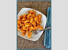 crock pot maple glazed sweet potatoes_image