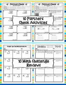 end of the year activities 3rd grade math and ela by math mojo tpt