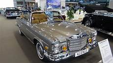 1971 mercedes 280 se 3 5 cabriolet exterior and