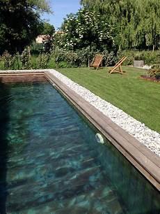 couloir de nage hors sol bois piscine couloir de nage bois natura piscines