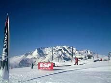 esf les 2 alpes moniteur esf les 2 alpes ski et snowboard park esf