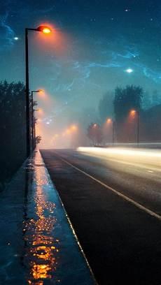way background iphone midnight highway artistic iphone wallpaper у 2019 р