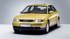 Newmotoring The Audi A3 Has Just Turned 20 Years