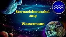 sternzeichen wassermann 2019 dein jahresorakel