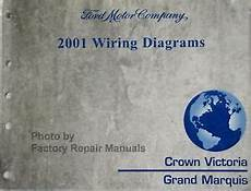 2001 Ford Crown Mercury Grand Marquis Electrical