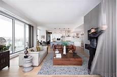 home decore inside a hillhurst penthouse with a panoramic view of