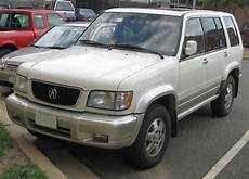 1999 acura slx owners manual original isuzu trooper