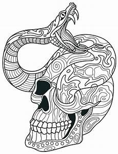 Ausmalbilder Erwachsene Totenkopf 30 Free Printable Sugar Skull Coloring Pages