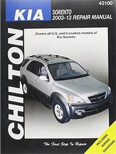 automotive service manuals 2013 kia sorento free book repair manuals 2003 04 05 06 2007 2008 2009 2010 2011 2012 2013 kia sorento repair manual 0581 ebay