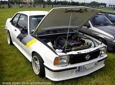 Opel Ascona B 400 Opel Club Elmshorn