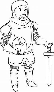Ausmalbilder Kostenlos Ausdrucken Ritterburg Ausmalbild Ritter Mit Schwert Und Helm Kostenlos