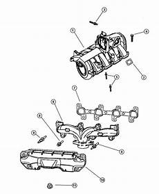 header jeep grand v8 engine diagram 2000 jeep grand manifold exhaust left 53030933ab myrtle sc