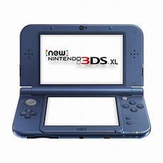 New Nintendo 3ds Xl Metallic9 Blue Vooks