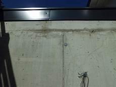 garage verputzen innen wassereintritt betonwand garage bauforum auf energiesparhaus at