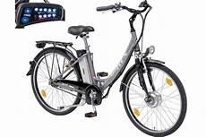 Prophete Alu Rex E Bike - top prophete elektro fahrrad alu rex 28 e bike pedelec led