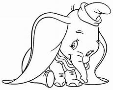 dumbo happy smile dumbo coloring pages basteln