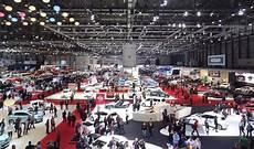 Salons Automobiles 2016 La Saison Est Lanc 233 E Legipermis