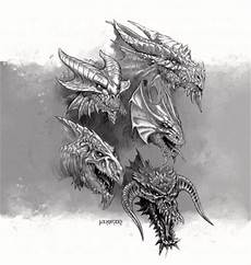 Drachen Schwarz Weiß - drachen faer 251 npedia fandom powered by wikia
