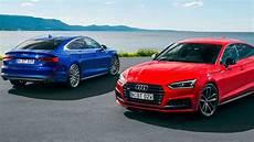 Nouveau Audi A5 Sportback Et S5 Sportback 2017 Prix Et