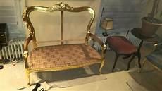 Sofa Neu Polstern Upholstery Diy 2