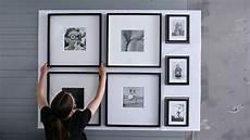 bilder richtig aufhängen anordnung una galleria artistica da professionista