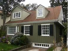 exterior paint colors with brown roof hawk haven