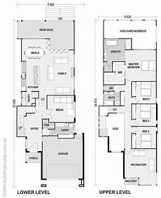 uphill slope house plans narrow sloped lot house plans 2021 sloping lot house