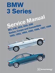 online car repair manuals free 1995 bmw 7 series navigation system front cover bmw repair manual bmw 3 series e36 1992 1998 bentley publishers repair