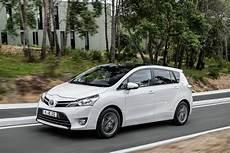 Toyota Verso 2013 Viel Raum Wenig Flair