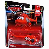 Disney Cars Lost And Found Kathy Copter Diecast Car
